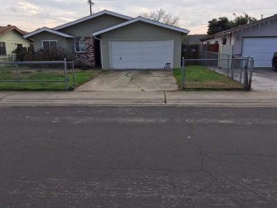 West Sacramento Single Family Home For Sale: 1003 Taber Street