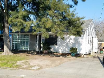 Sacramento Single Family Home For Sale: 917 Alamos Avenue
