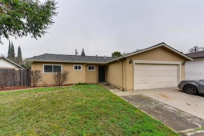 Citrus Heights Single Family Home For Sale: 7333 Circlet Way