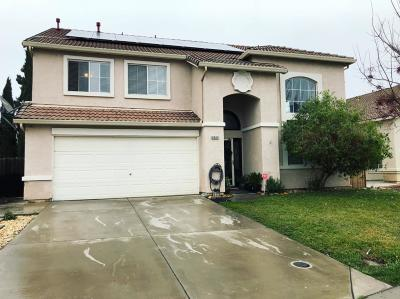 Stockton Single Family Home For Sale: 2025 Gordon Verner Circle