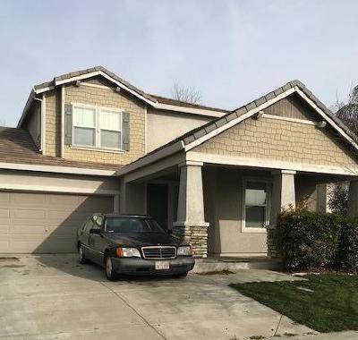 Patterson CA Single Family Home For Sale: $379,900