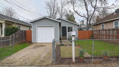 Sacramento Single Family Home For Sale: 3121 Santa Cruz Way