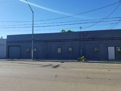 Stockton Commercial For Sale: 921 West Fremont Street