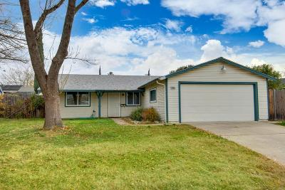 Sacramento Single Family Home For Sale: 4860 Vogelsang Drive