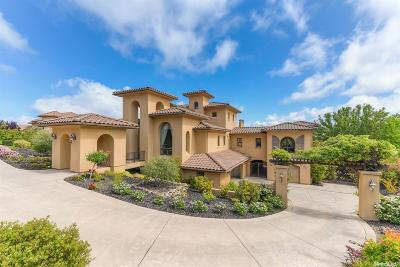 El Dorado Hills Single Family Home For Sale: 4283 Greenview Drive