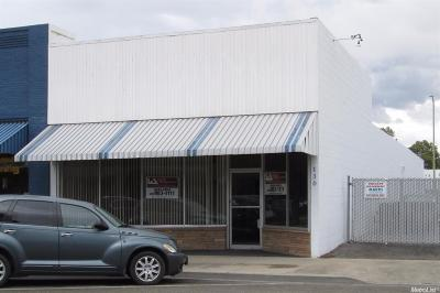 Manteca Commercial For Sale: 130 North Maple Street