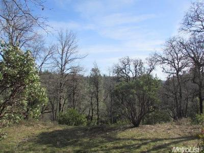 Placer County Residential Lots & Land For Sale: 20000 Spring Garden Road