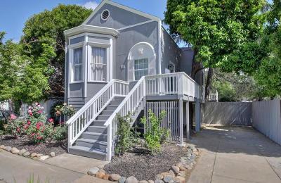 Sacramento County Single Family Home For Sale: 4841 V Street