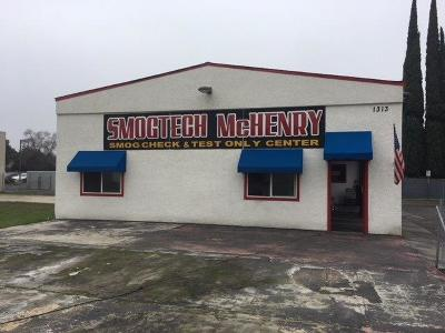 Modesto Commercial For Sale: 1313 McHenry