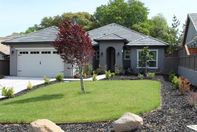 Auburn Single Family Home For Sale: 1106 Mother Lode Court