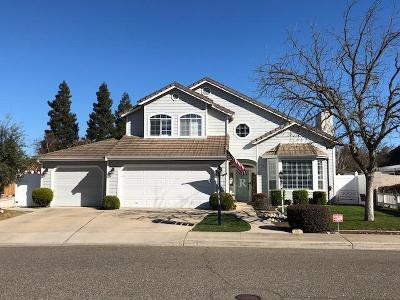 Turlock Single Family Home For Sale: 1790 Hammond Drive