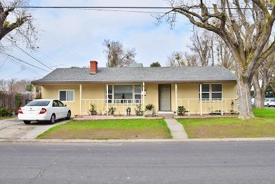 Modesto Single Family Home For Sale: 709 Tokay Avenue