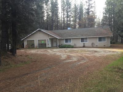 Grass Valley Single Family Home For Sale: 14530 Lynshar Road