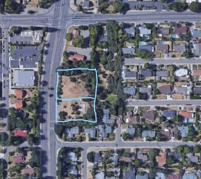 Fair Oaks Commercial Lots & Land For Sale: 4742 Sunrise Boulevard