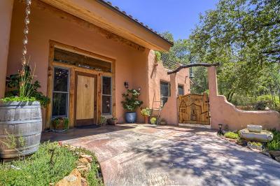 Applegate Single Family Home For Sale: 1411 Cerro Vista Drive