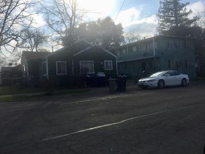 Sacramento Multi Family Home For Sale: 796 Lampasas Avenue