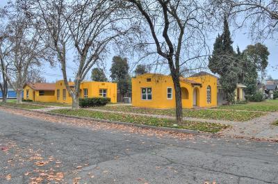 Merced Multi Family Home For Sale: 2320 I Street