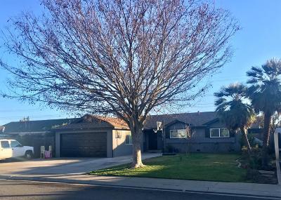 Modesto Single Family Home For Sale: 1110 Arboleda Drive