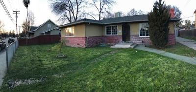 Roseville Single Family Home For Sale: 218 6th Street