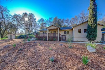 Newcastle Single Family Home For Sale: 8045 Gilardi Road