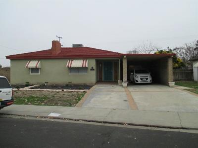 Manteca Single Family Home For Sale: 703 Pine Street