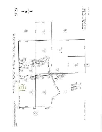 Rancho Cordova Residential Lots & Land For Sale: 13122 Glory Lane