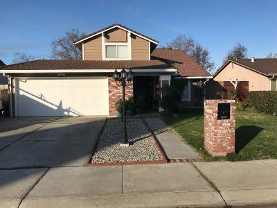 Tracy Single Family Home For Sale: 2825 Georgia Drive