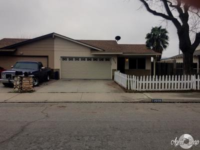 Modesto Single Family Home For Sale: 2608 San Ignacio Avenue