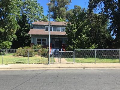 Sacramento Multi Family Home For Sale: 3981 8th Avenue