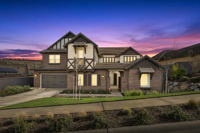 El Dorado Hills Single Family Home For Sale: 651 Idlewood
