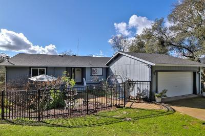 Single Family Home For Sale: 3240 Balmaceda Road
