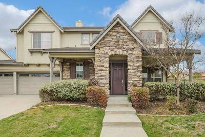Roseville Single Family Home For Sale: 4676 Cattalo Way