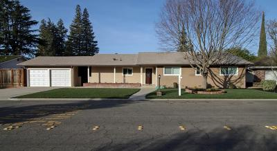 Modesto Single Family Home For Sale: 3105 Tuxford Lane
