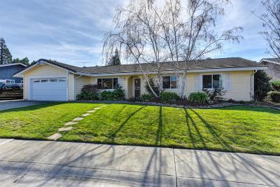 Elk Grove Single Family Home For Sale: 9026 El Carrilo Court