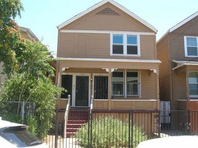 Stockton Multi Family Home For Sale: 436 East Sonora Street