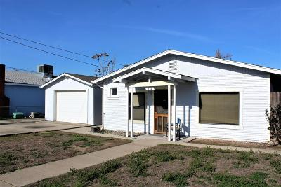 Oakdale CA Single Family Home For Sale: $199,000