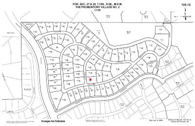 El Dorado Hills CA Residential Lots & Land For Sale: $288,888