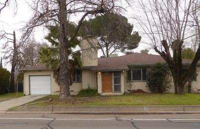 Carmichael Single Family Home For Sale: 4919 El Camino Avenue