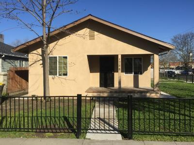 Stockton Multi Family Home For Sale: 1758 Sikh Temple Street