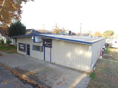 Turlock Commercial For Sale: 225 3rd Street