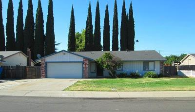 Yuba City Single Family Home For Sale: 1100 Canterbury Drive
