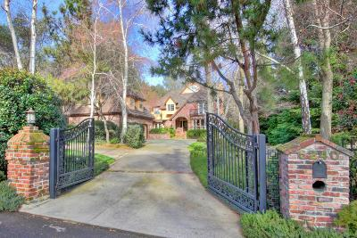 Granite Bay Single Family Home For Sale: 6240 Barcelona Court