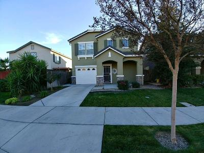 Ceres Single Family Home For Sale: 1764 Zona Bella Lane