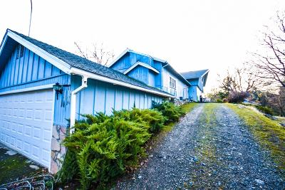 Hayfork Single Family Home For Sale: 300 Victoria Lane