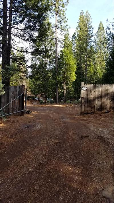 Nevada City Residential Lots & Land For Sale: 18418 Cruzon Grade Road