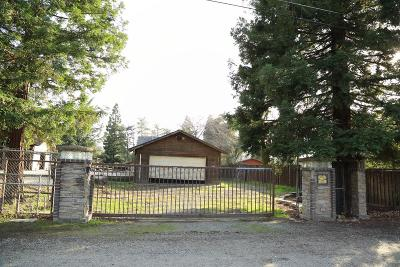 Citrus Heights Single Family Home For Sale: 7744 Nelson Lane