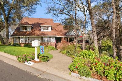 El Dorado Hills Single Family Home For Sale: 985 Queen Ann Court