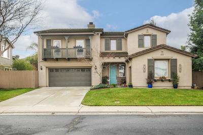 Roseville Single Family Home For Sale: 1627 Cressida Street