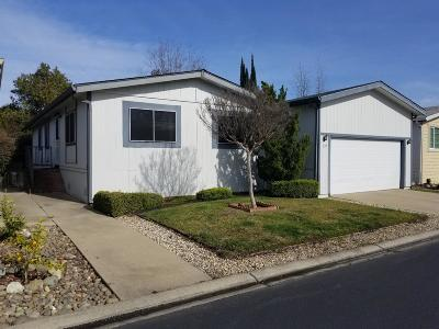 Roseville Mobile/Manufactured For Sale: 229 Lafayette Drive