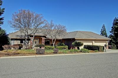 El Dorado Hills Single Family Home For Sale: 4189 Hensley Circle